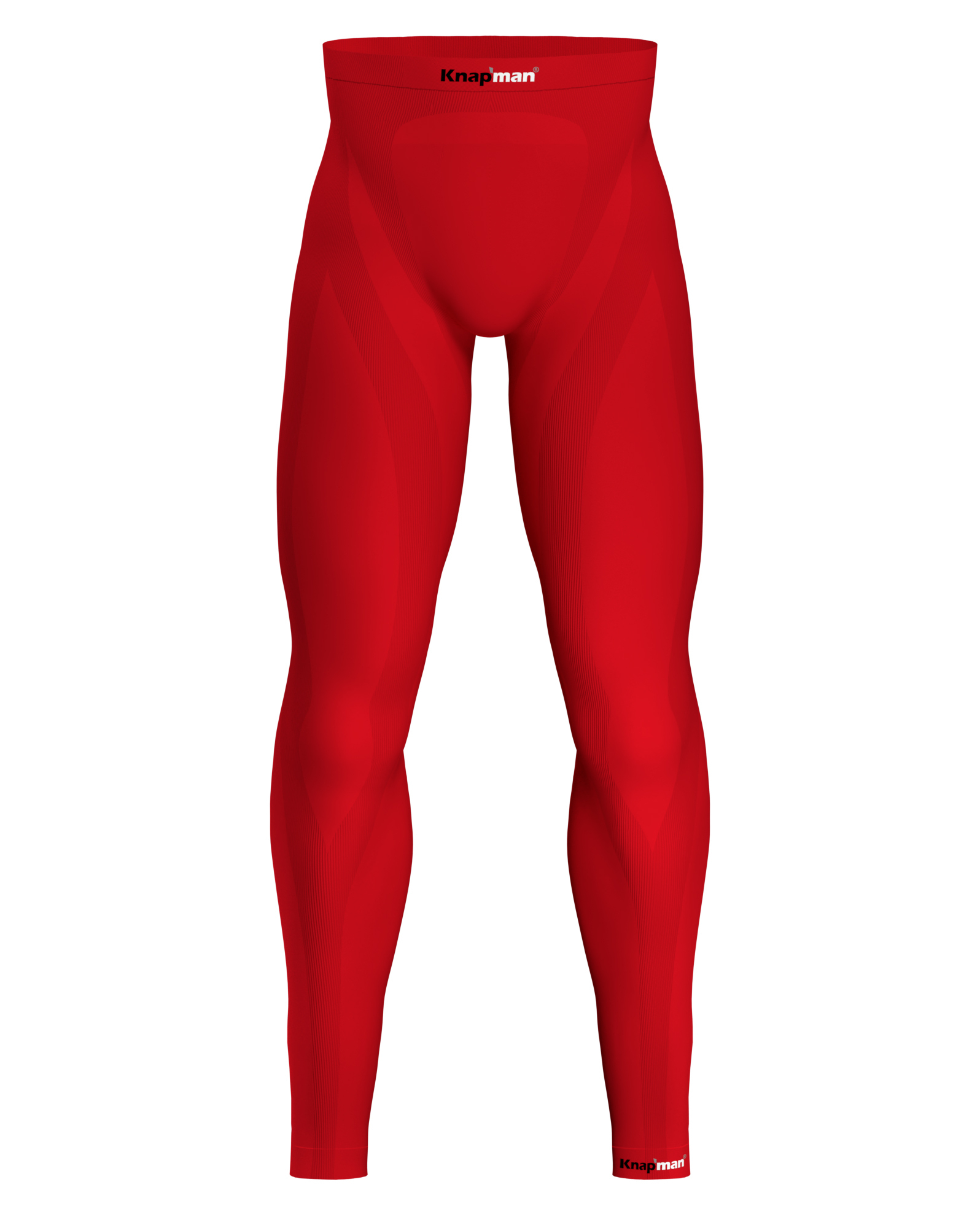 Knap'man Zoned Compression Tights Long 25% rot
