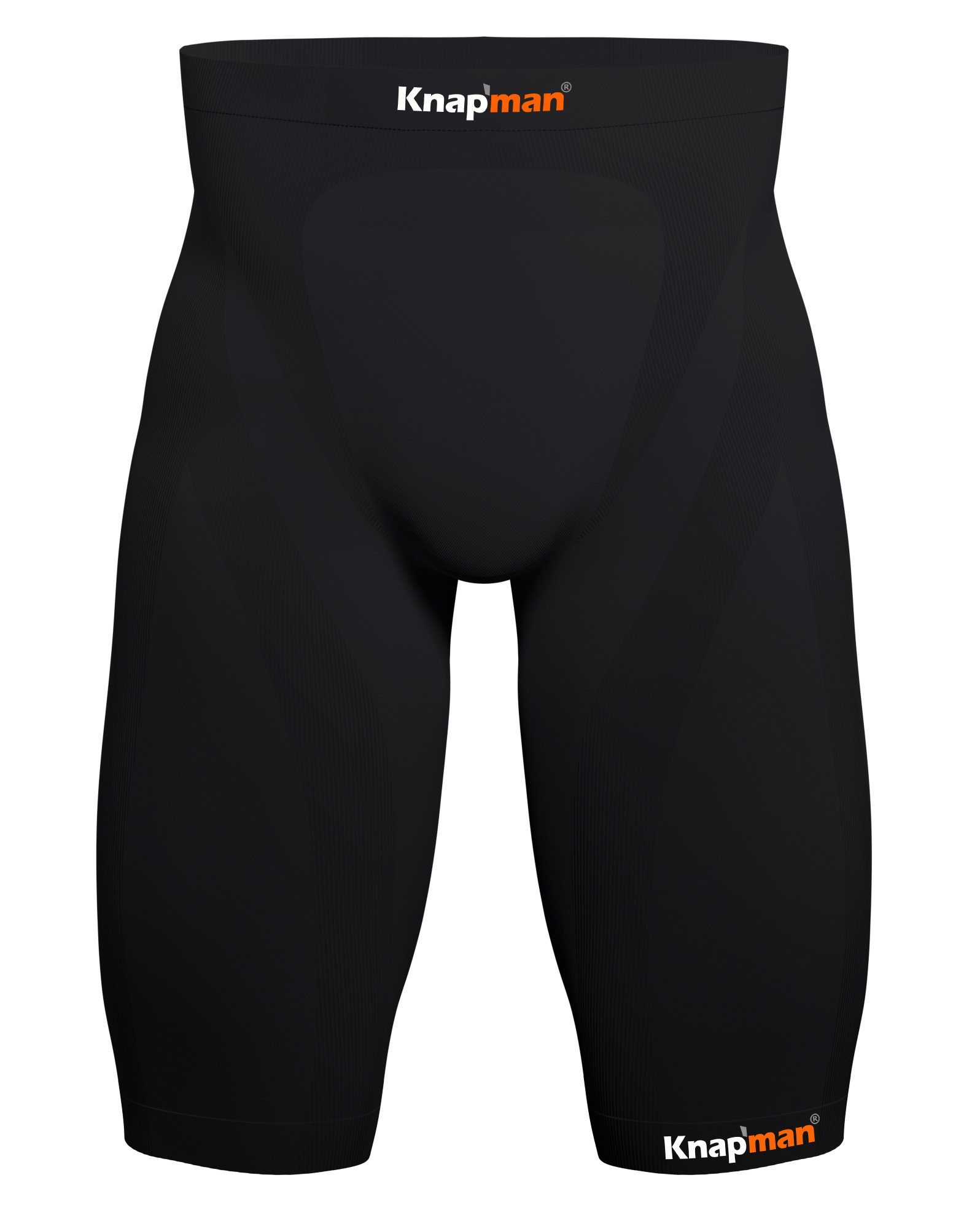 Zoned Compression Shorts USP 45 schwarz